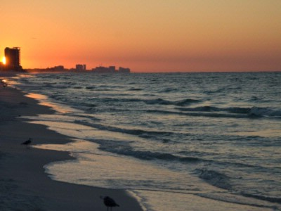 Sun Set In Destin 10 of 25