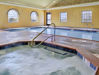 Indoor Pool And Spa 5 of 9