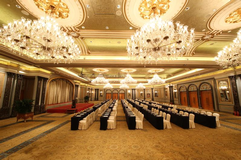 Ballroom Conference Setup 16 of 17