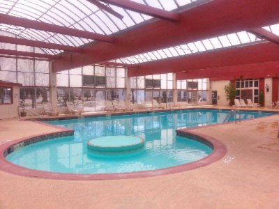 Hotel Carlisle & Embers Convention Center Large Indoor Heated Swimming Pool