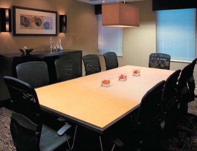 Dedicated Board Room Features A White Board Flat Screen Tv And So Much More. 12 of 15