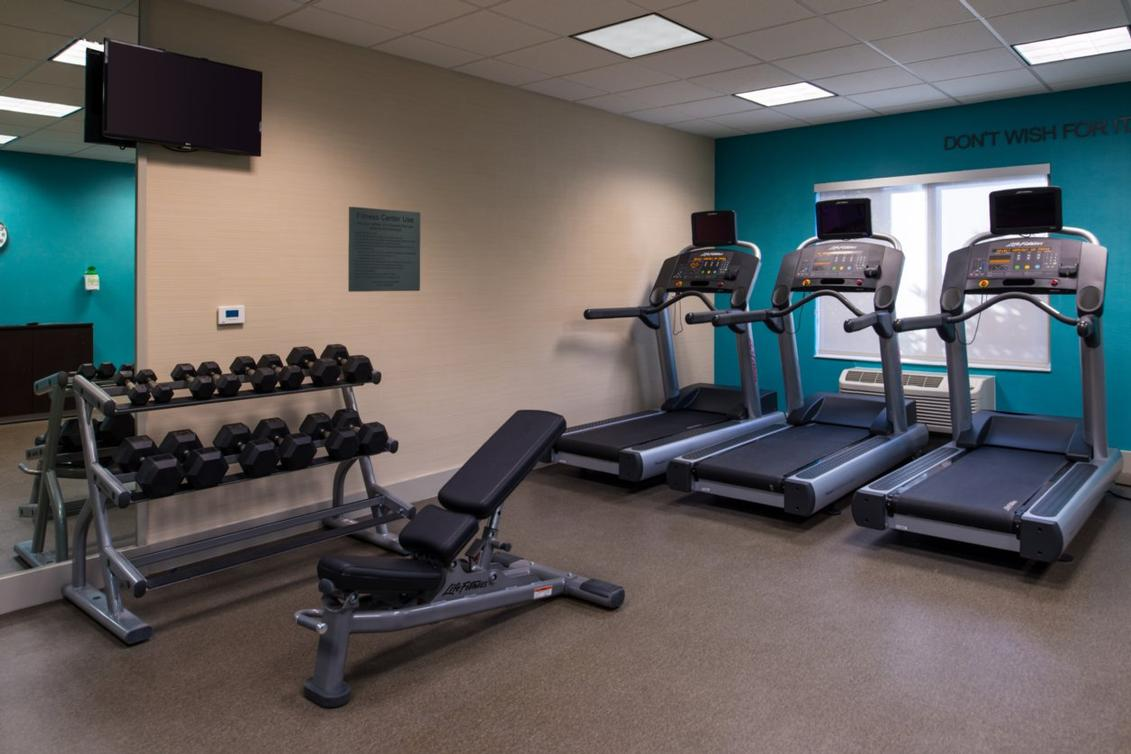 The Exercise Room Is Available 24 Hours A Day To Help You Maintain Your Healthy Lifestyle. 6 of 14