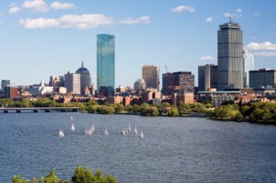 View From The Hotel - Overlooking The Boston Skyline 13 of 20