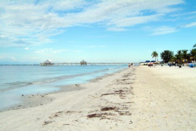 Four Miles To Fort Myers Beach And The Causeway Bridge To Sanibel Island 5 of 11
