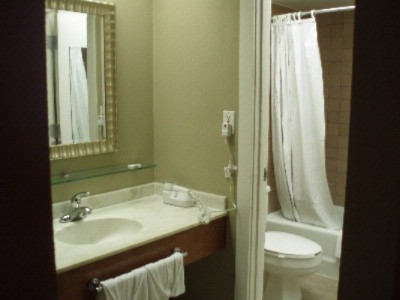 Renovated Gulf Suite Bath Room 14 of 21