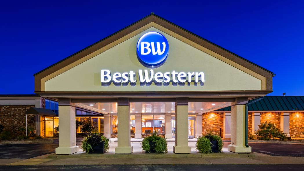Best Western Tomah Hotel 1 of 3