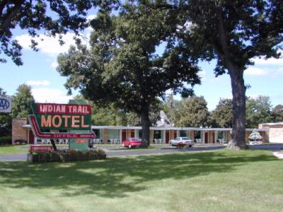Indian Trail Motel 1 of 16
