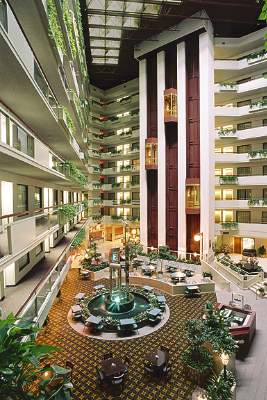 Image of Embassy Suites San Antonio International Airport