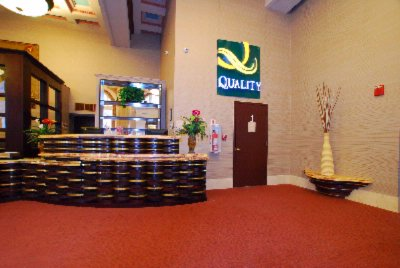 Lobby Front Desk Area 3 of 12
