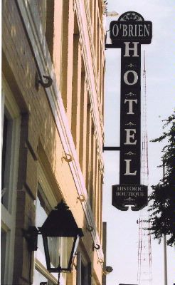 The O\'brien Historic Hotel Riverwalk