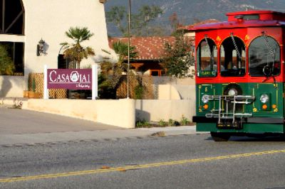 Ride The Ojai Trolley To Downtown 4 of 11