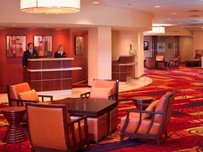 Marriott Hickory Ridge Conference Hotel 1 of 6