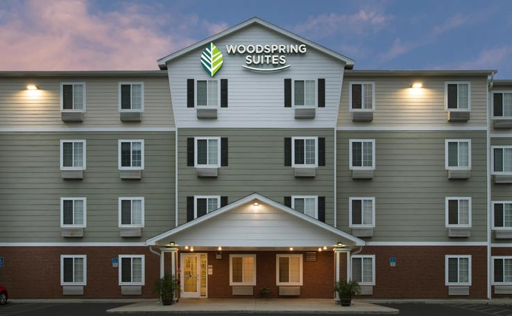 Woodspring Suites 1 of 8