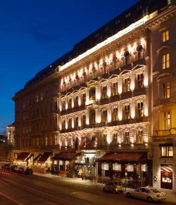 Image of Hotel Sacher Wien