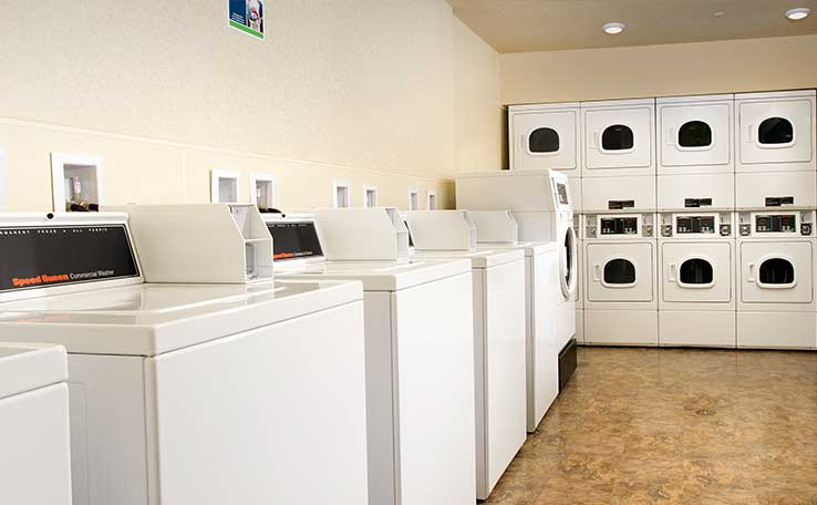 Guest Laundry Facilities Open 24/7 11 of 11