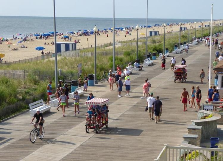 Boardwalk And Beach 3 of 13