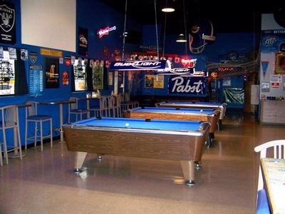 Aftershock Sports Bar And Grill\'s Billiards 4 of 10