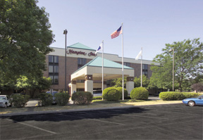 Hampton Inn Chicago / Crestwood 1 of 10