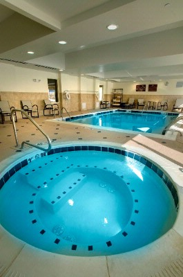 Relax In Our Indoor Pool And Spa 4 of 16