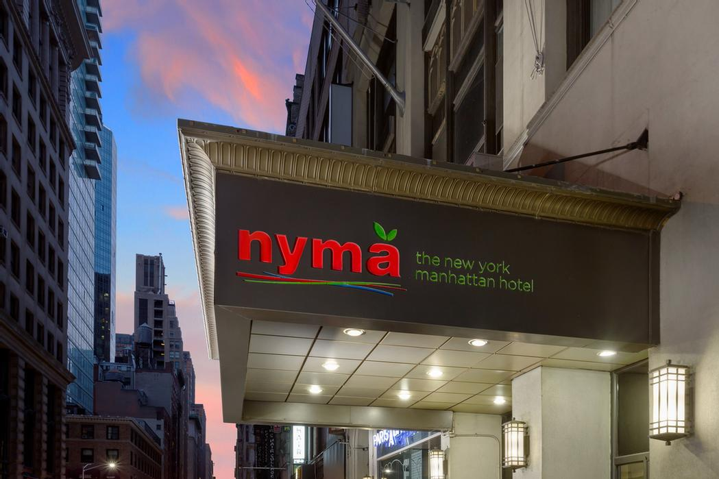NYMA THE NEW YORK MANHATTAN HOTEL New York NY 6 West 32nd 10001