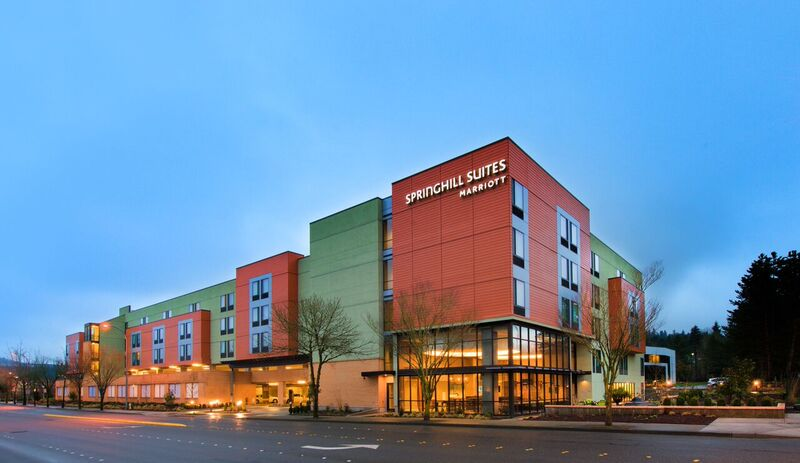Springhill Suites by Marriott Seattle Issaquah 1 of 6