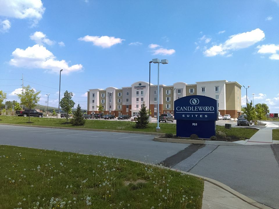 Candlewood Suites York 1 of 4