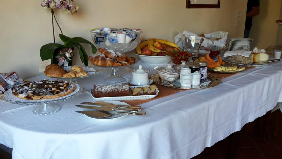 La Sovana -Breakfast 9 of 13