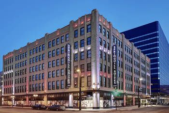 Springhill Suites By Marriott Milwaukee Downtown Wi 744 North 4th 53203