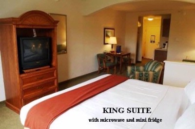 King Suite With Mini Fridge And Microwave 4 of 28