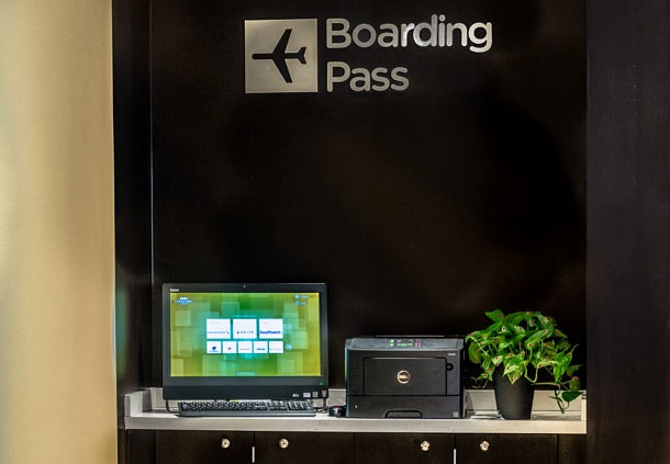 Business/boardng Pass Center 12 of 20