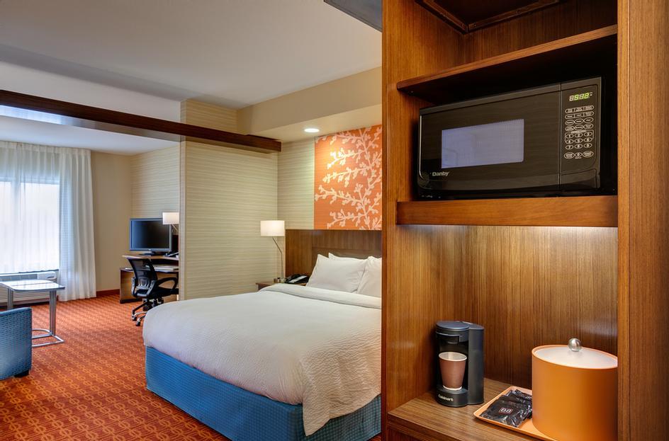 fairfield inn suites nashville downtown the gulch nashville tn
