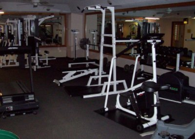Fitness Center At Iron Horse Resort 6 of 11