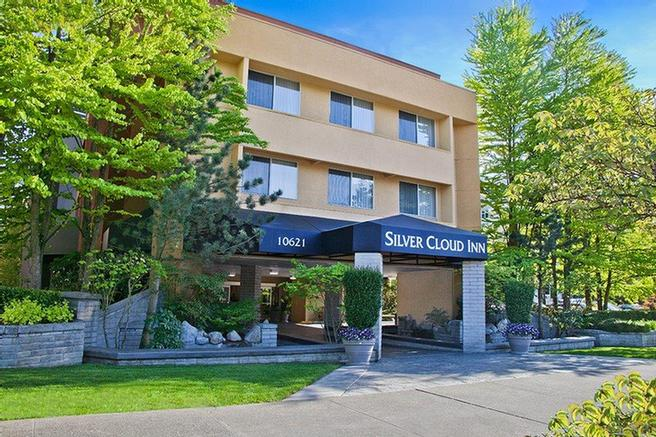 Silver Cloud Inn Bellevue Downtown