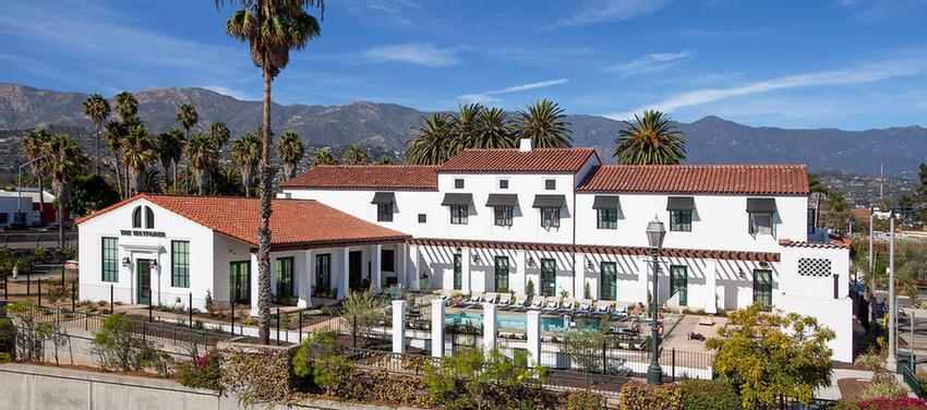 The Wayfarer Santa Barbara Ca 12 East Montecito 93101