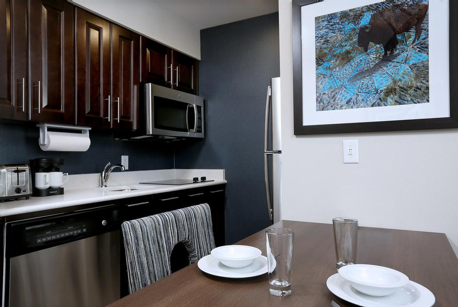 Every Suite Includes A Fully-Equipped Kitchen 10 of 13