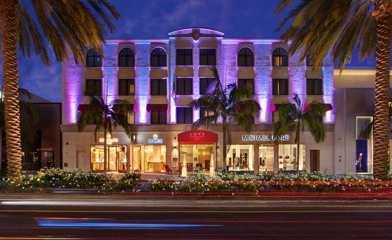 Luxe Rodeo Drive Hotel 9 of 13