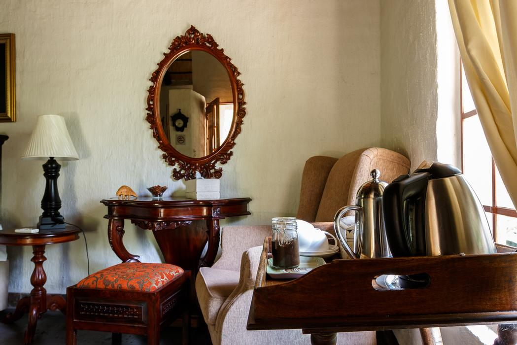 Tea & Coffee Station And Dressing Table At Shikwari Suites 28 of 49