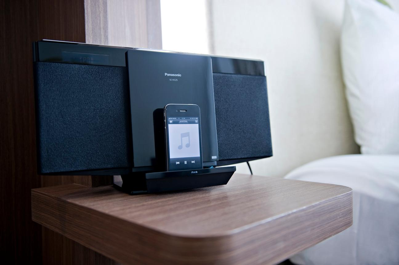 Mp3 Docking Station -Executive Suite Room 30 of 31