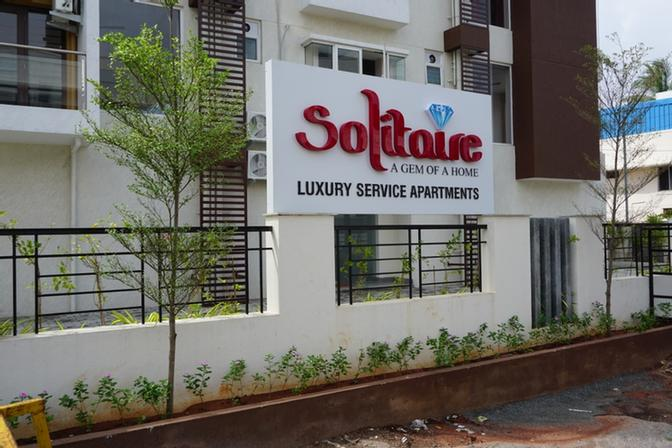 Solitaire Service Apartments 1 of 9