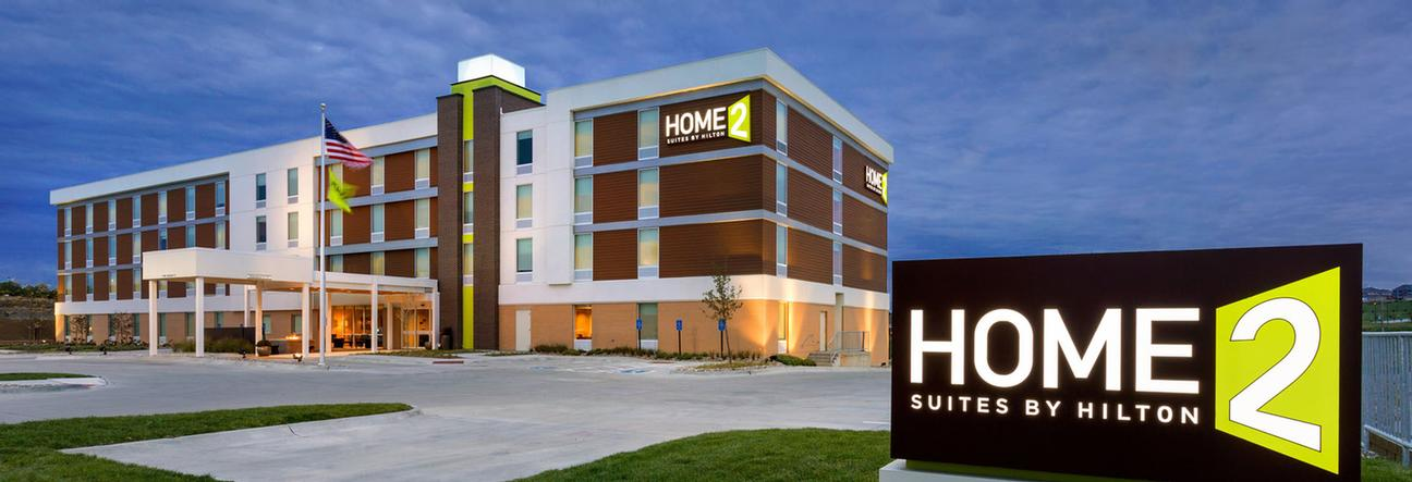 Home2 Suites by Hilton Tampa Usf Near Busch Gardens 1 of 5