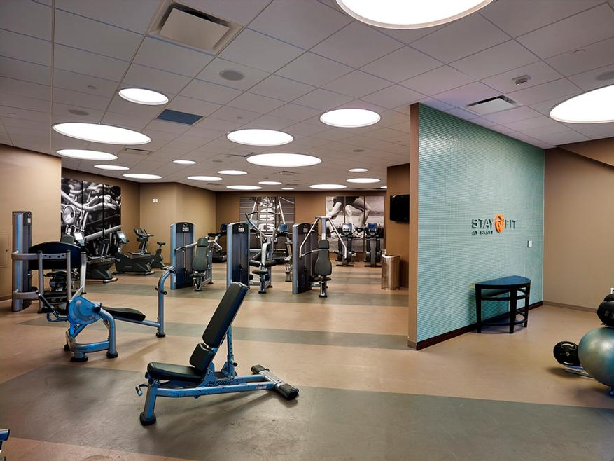 Hotel Fitness Center 7 of 7