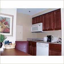 King Studio Suite Kitchen Area 7 of 7