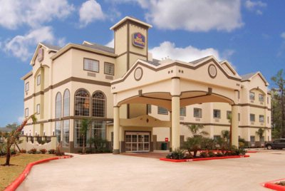 Best Western Plus New Caney Inn & Suites 1 of 8