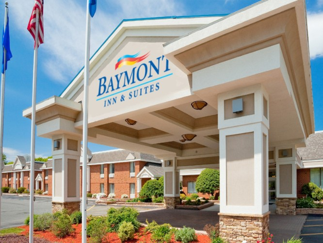 Baymont Inn & Suites East Windsor 1 of 12