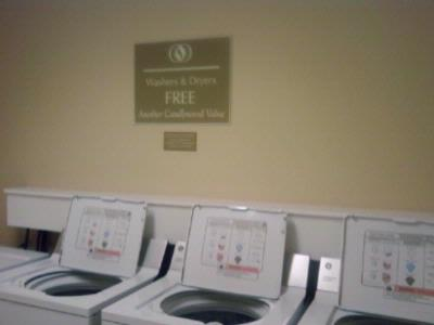 Complimentary Guest Laundry 4 of 12