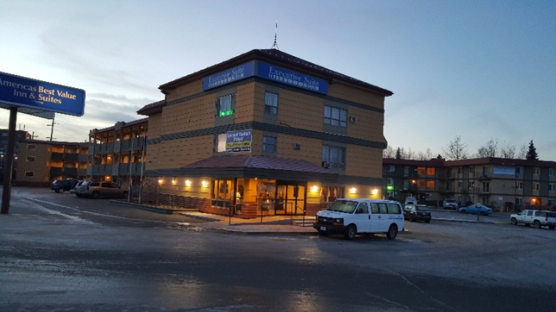 Americas Best Value Inn Suites Anc Airport 4360 Spenard Rd Anchorage Ak 99517
