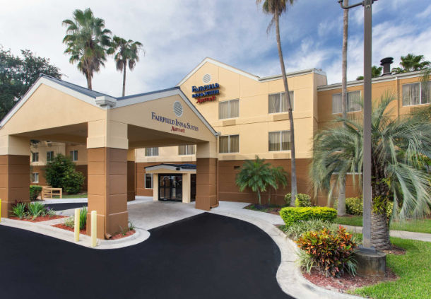 Fairfield Inn & Suites Tampa Brandon 1 of 8