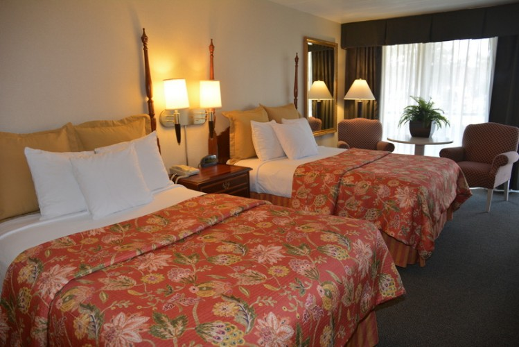 Newly Renovated Deluxe Room-Two Double Beds-~ 12 of 12