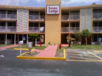 Image of Econo Lodge Polynesian