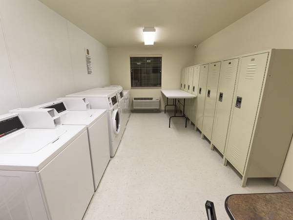 Guest Laundry Facilities & Lockers For Rent. 8 of 13